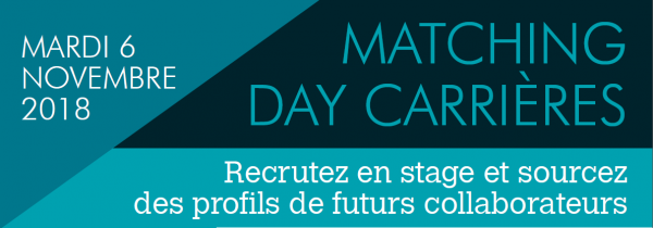 Matching Day Carrières : Sourcez vos ressources !